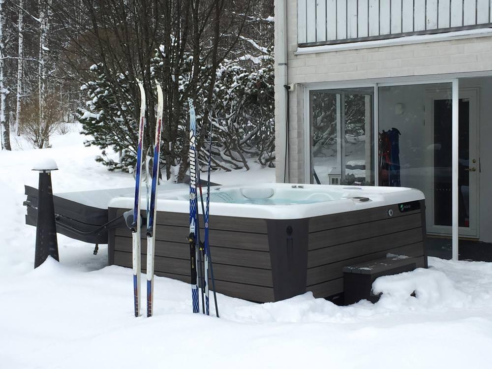 Ski hidromasaje Hot Spring Spas Highlife NXT